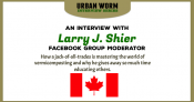 Urban Worm Interview Series: Larry Shier