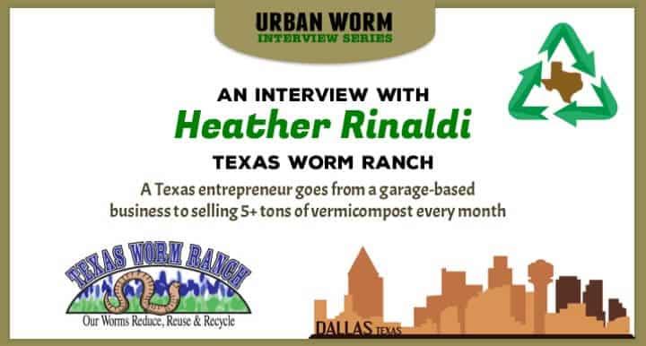 Urban Worm Interview Series: Heather Rinaldi