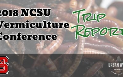 2018 Vermiculture Conference Trip Report