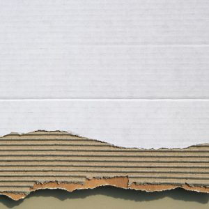An image of cardboard for worm bedding