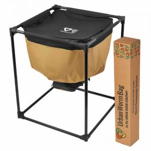Urban Worm Bag Home Composting Bin