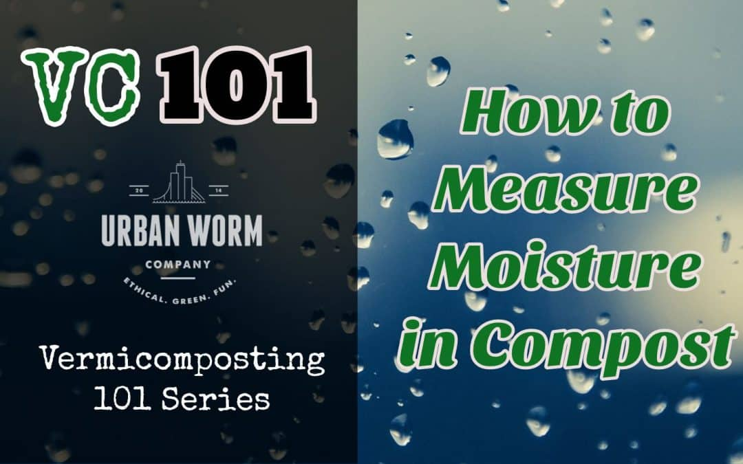 How to Measure Moisture Content in Compost and Vermicompost