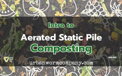 Aerated Static Pile Composting: An Introduction to ASP