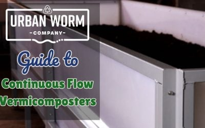 Complete Guide to Continuous Flow Vermicomposting