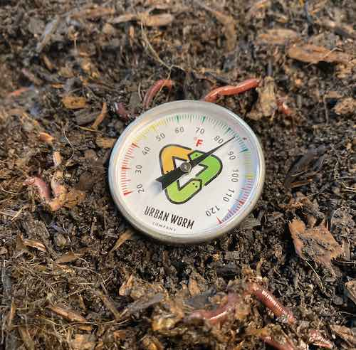Urban Worm Thermometer